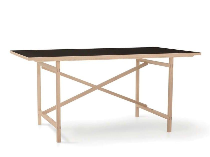 Table / writing desk EGON by Nils Holger Moormann