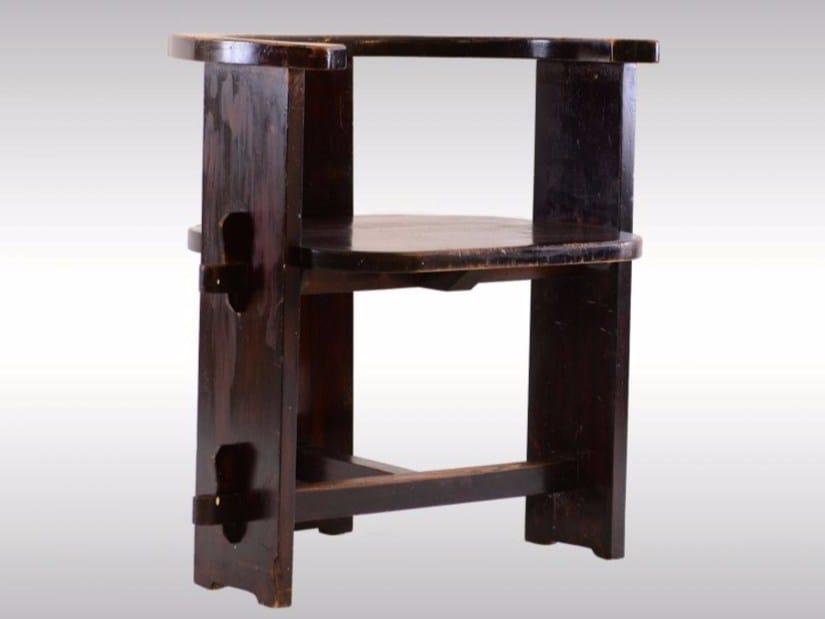 Beech chair EINZELSTUHL 1901 - Woka Lamps Vienna