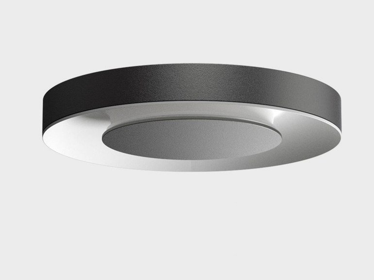 LED ceiling lamp EKLEIPSIS CEILING-MOUNTED by Cariboni group