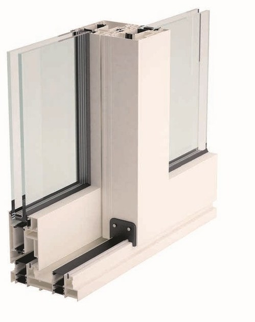 Finestra a taglio termico alzante scorrevole in alluminio for Porte lift and slide