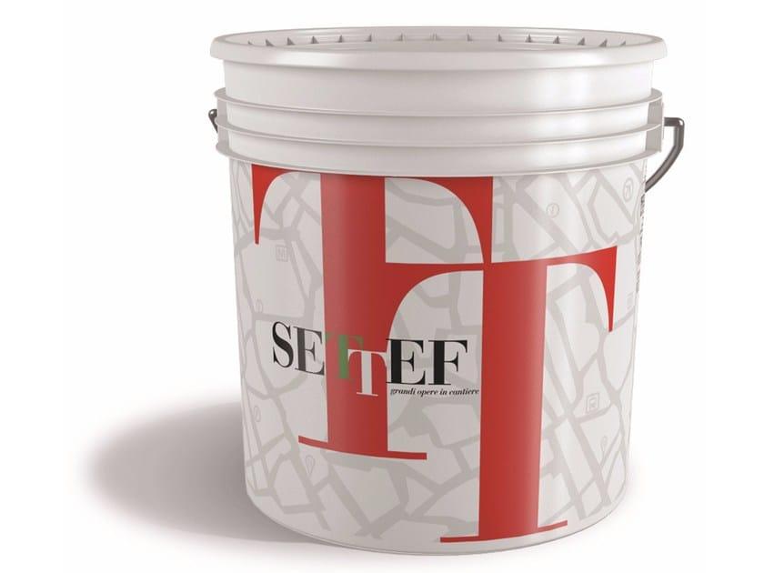 Finitura elastomerica a base di resine silossaniche ELASTOSET - SETTEF