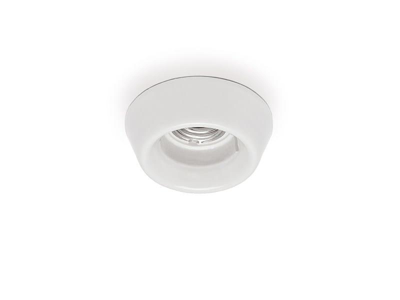 Porcelain wall lamp ELDECO   Socket flush mounted - THPG