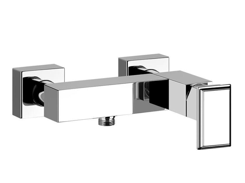 2 hole single handle shower mixer ELEGANZA SHOWER 46031 - Gessi