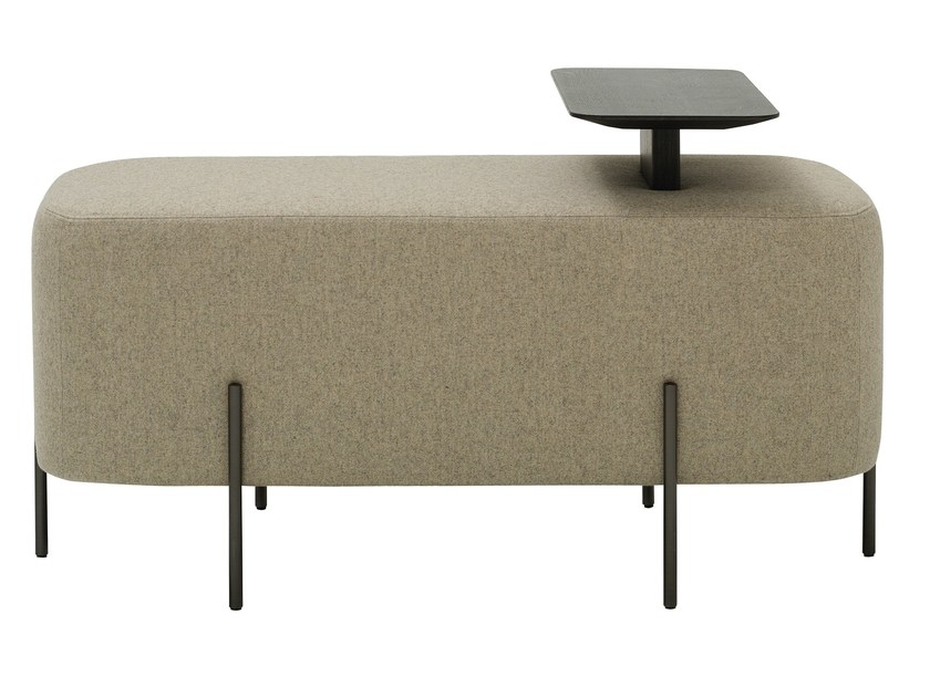 Modular fabric bench ELEPHANT | Bench by SANCAL