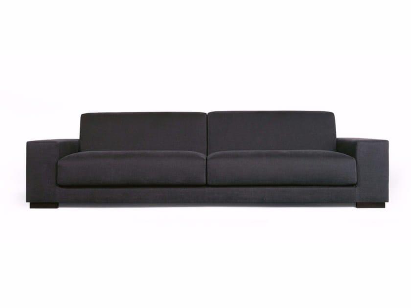 Fabric sofa with headrest ELEVA | Sofa - SANCAL