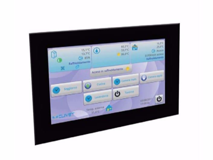 System control ELFOControl² - Clivet