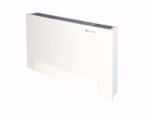 Built-in air treatment unit ELFORoom² - Clivet