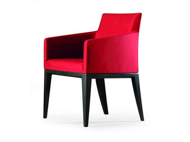 Easy chair with armrests ELIDE | Easy chair - Potocco