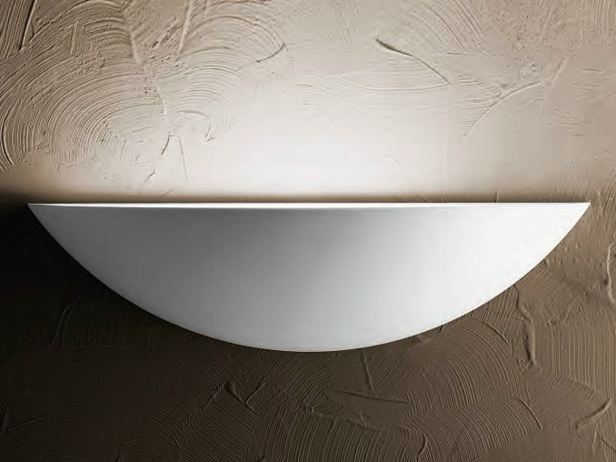 Indirect light wall light ELISSE | Gypsum wall light by Aldo Bernardi