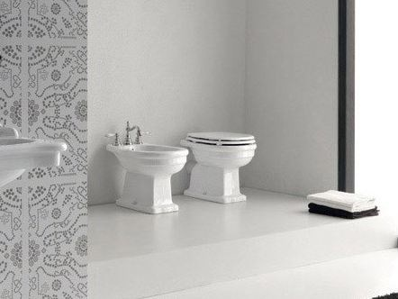 Ceramic bidet ELLADE   Bidet - Hidra Ceramica