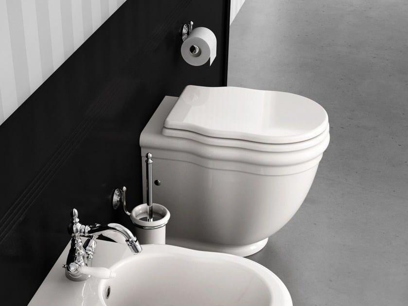 Ceramic toilet ELLADE | Toilet - Hidra Ceramica