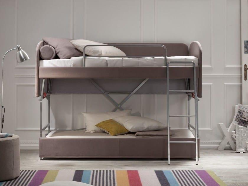 Fabric sofa bed ELLEN - Felis