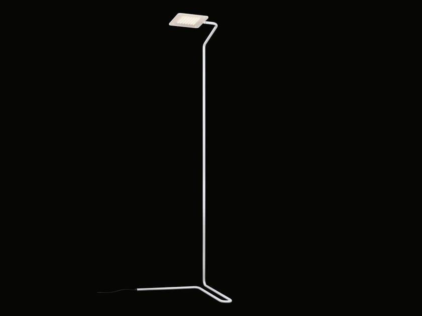 Lampada da terra a LED a luce diretta e indiretta ELOISE - Nimbus Group
