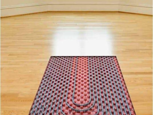 Radiant floor panel ELOWEB - NUPI Industrie Italiane