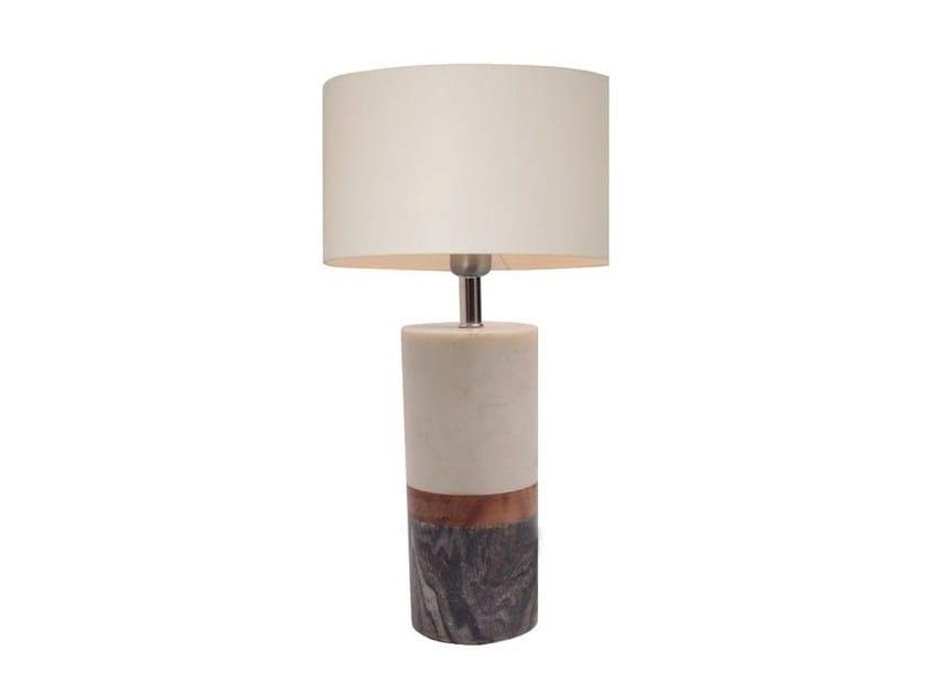 Marble table lamp ELSA - Aromas del Campo