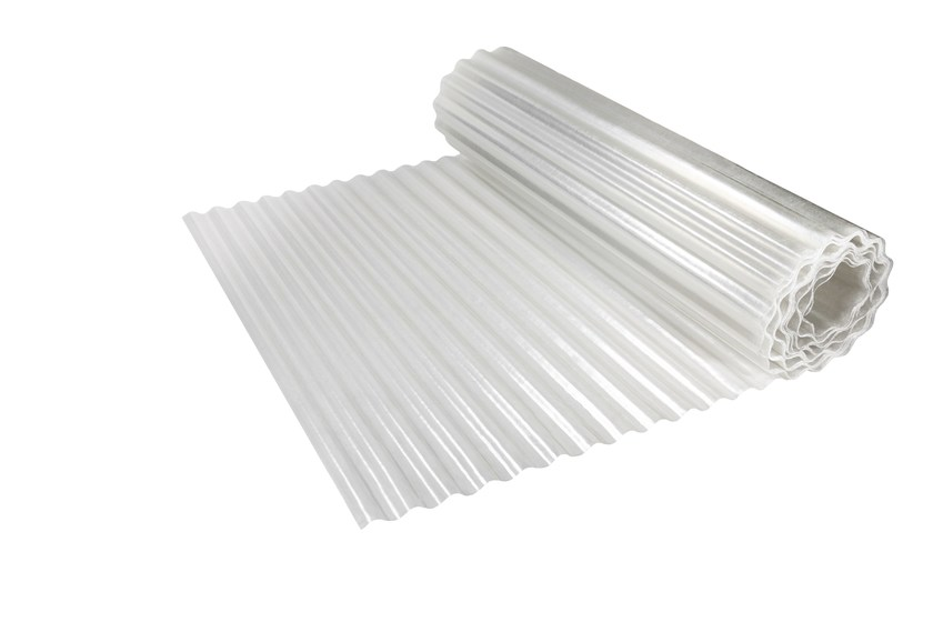 Laminati in vetroresina in lastre e rotoli ondulati e piani ELYPLAST® - Brianza Plastica