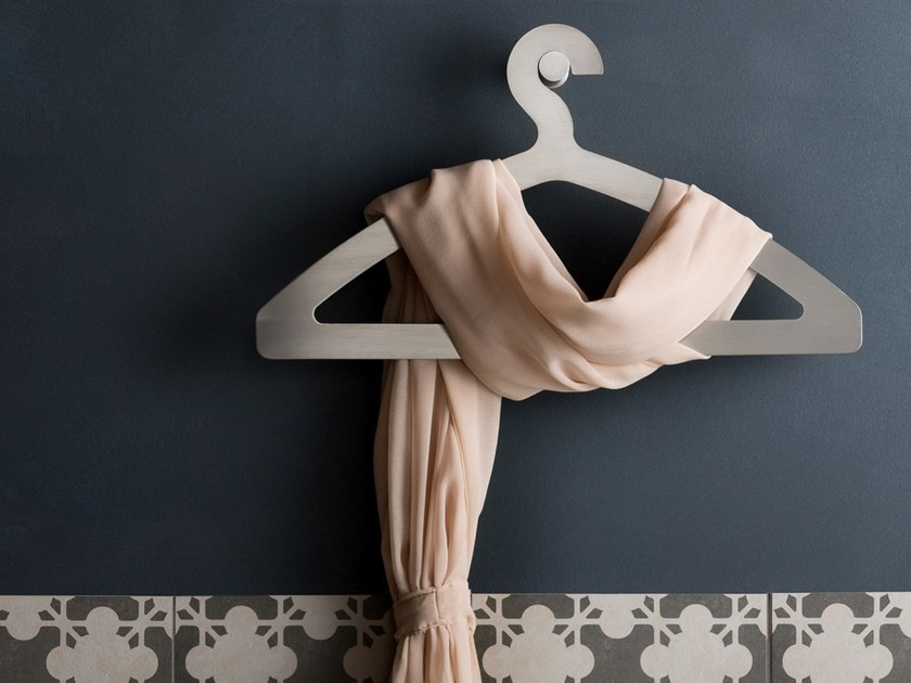 Stainless steel robe hook EMME 20123 | Robe hook - MINA