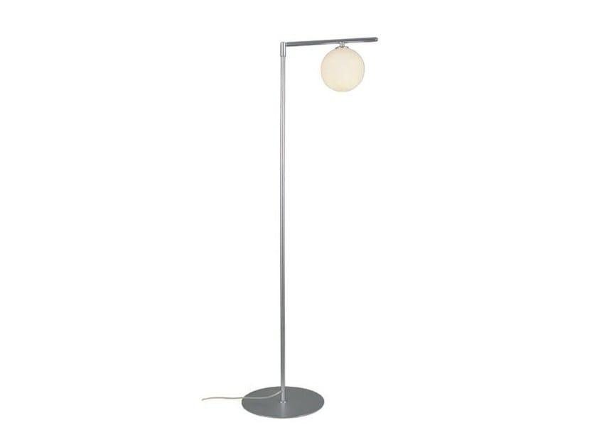 Adjustable metal floor lamp ENDO | Metal floor lamp by Aromas del Campo