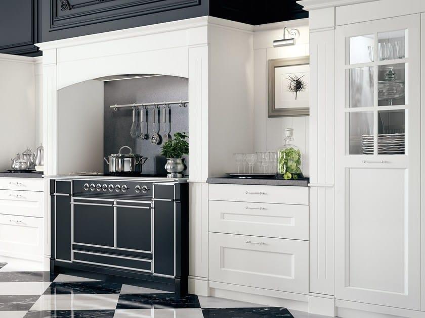 Cucina con isola english mood cucina in stile classico minacciolo - Cucine minacciolo english mood ...