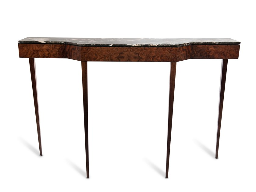 Rectangular console table ENNISMORE | Console table - IVAR