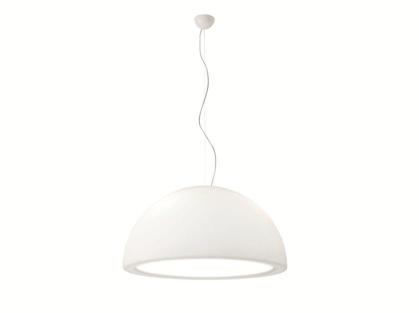 PMMA pendant lamp ENTOURAGE_P2 by Linea Light Group