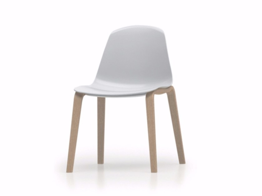 Polypropylene chair EPOCA | Chair by Luxy
