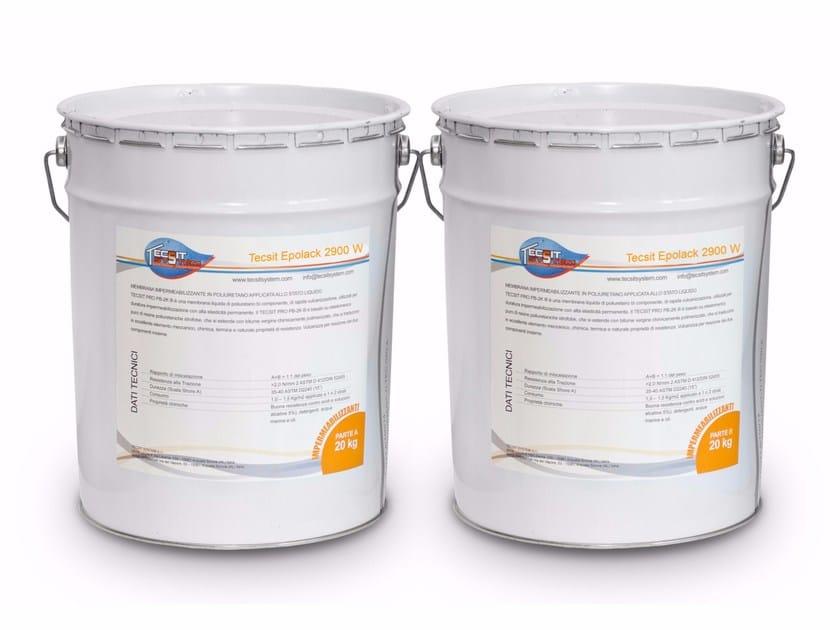Epoxy paint TECSIT EPOLACK 2900 W - Tecsit System®