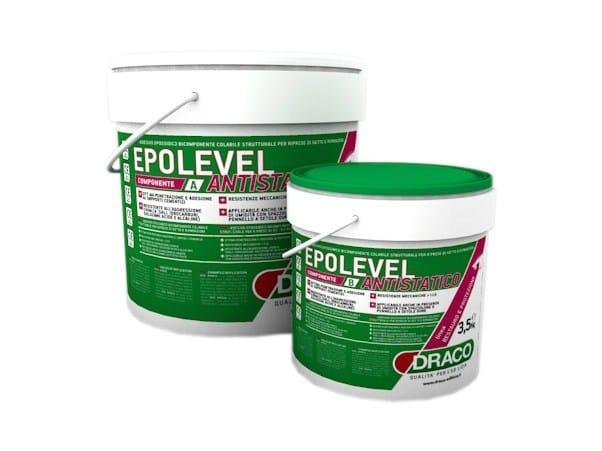 Flooring protection EPOLEVEL ANTISTATICO - DRACO ITALIANA