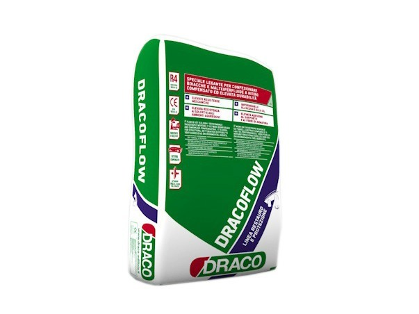 Cement grout DRACOFLOW - DRACO ITALIANA