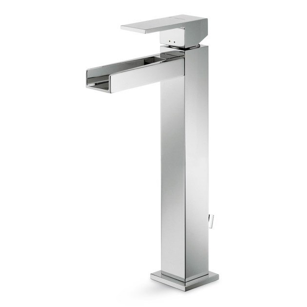 Single handle washbasin mixer ERGO OPEN | Single handle washbasin mixer - NEWFORM