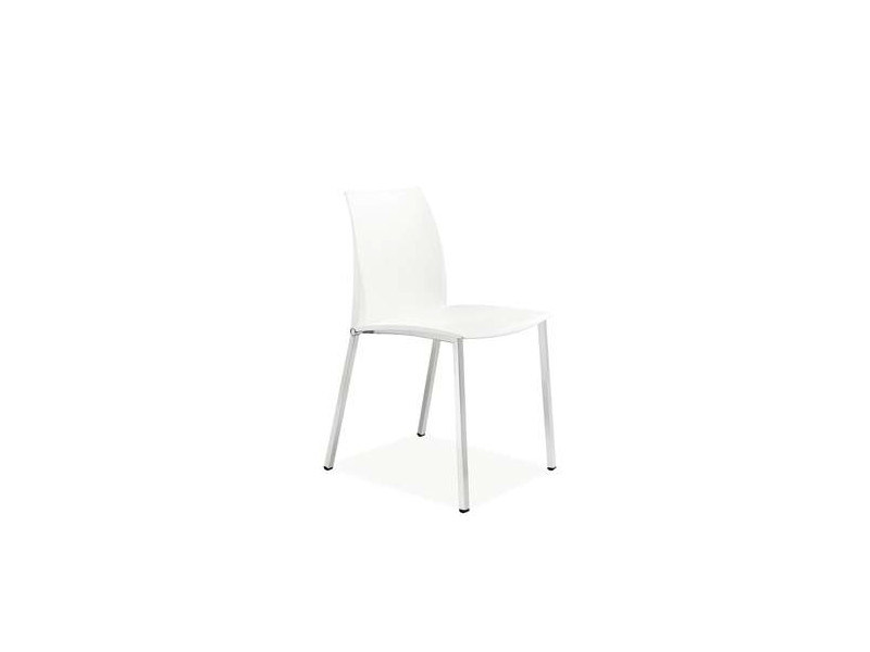 Polypropylene chair ERICA - CREO Kitchens by Lube