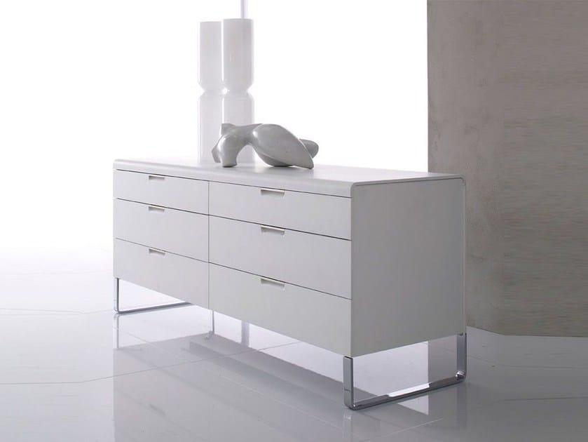 Lacquered MDF dresser ESPRIT | Dresser - ALIVAR