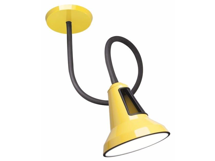 Direct light adjustable pendant lamp ESSE | Pendant lamp - Quicklighting