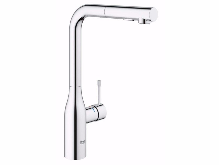 Countertop kitchen mixer tap with swivel spout ESSENCE NEW | Kitchen mixer tap with swivel spout - Grohe