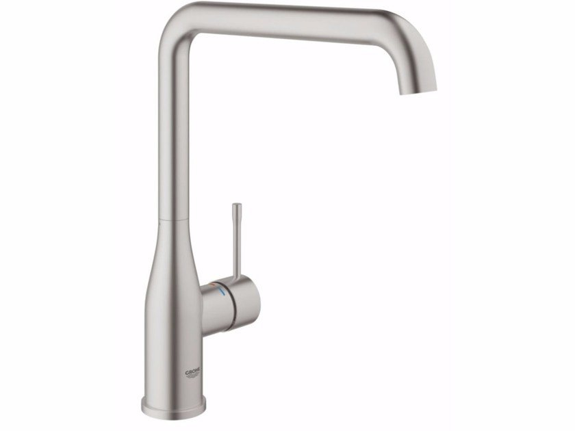 Countertop kitchen mixer tap with swivel spout ESSENCE NEW | Countertop kitchen mixer tap - Grohe