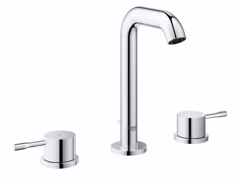 3 hole countertop washbasin tap ESSENCE NEW - SIZE M | 3 hole washbasin tap - Grohe