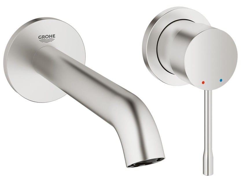 2 hole wall-mounted washbasin mixer ESSENCE NEW - SIZE S | Wall-mounted washbasin mixer by Grohe