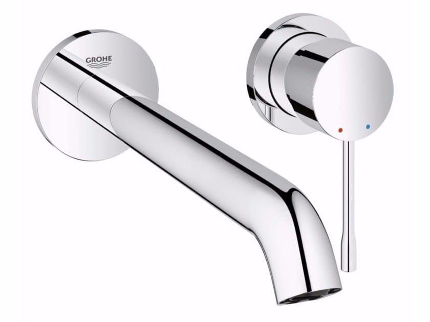 Miscelatore per lavabo a 2 fori a muro monocomando ESSENCE NEW | Miscelatore per lavabo a muro - Grohe