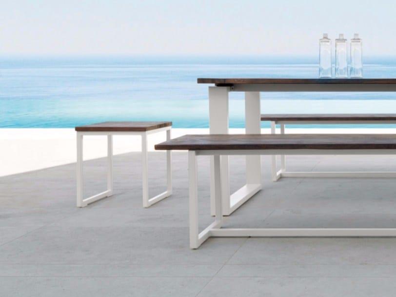 Low garden stool ESSENCE   Stool - Talenti
