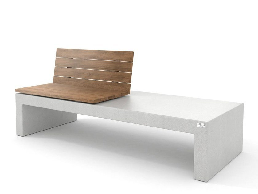 Cement Bench ESSENTIAL by LAB23