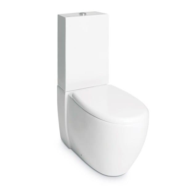 Close coupled toilet ESSENZA | Close coupled toilet - NEWFORM