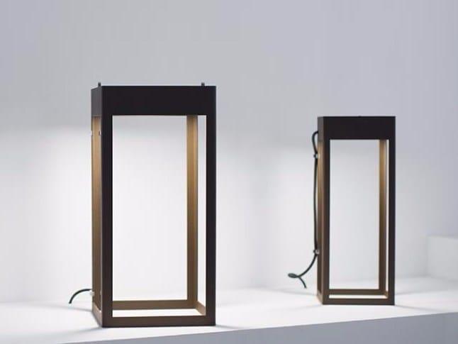LED stainless steel Floor lamp ETEREA   Floor lamp - Platek
