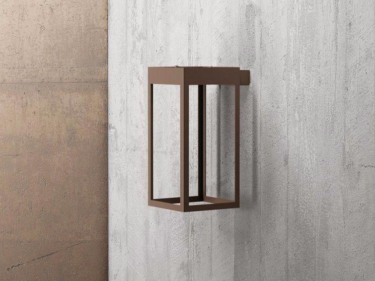 LED stainless steel wall lamp ETEREA | Wall lamp - Platek