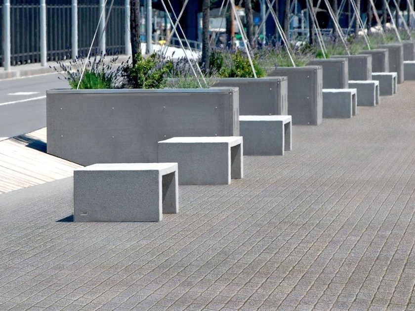 Cement outdoor floor tiles ETERNITY OLD - FAVARO1