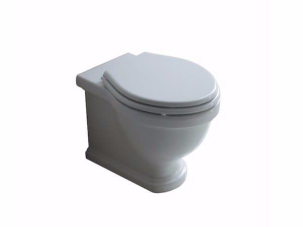 Ceramic toilet ETHOS 8437 | Toilet - GALASSIA