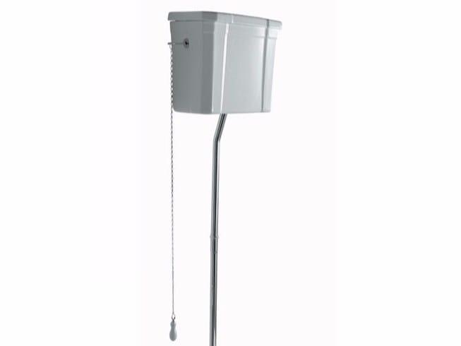External ceramic WC cistern ETHOS | WC cistern - GALASSIA