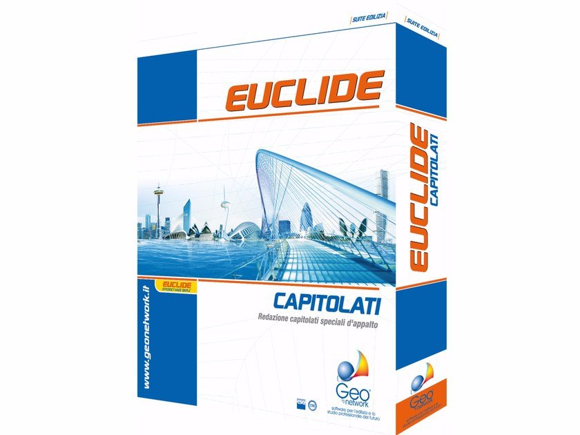 Bill of quantities, price list EUCLIDE CAPITOLATI - GEO NETWORK