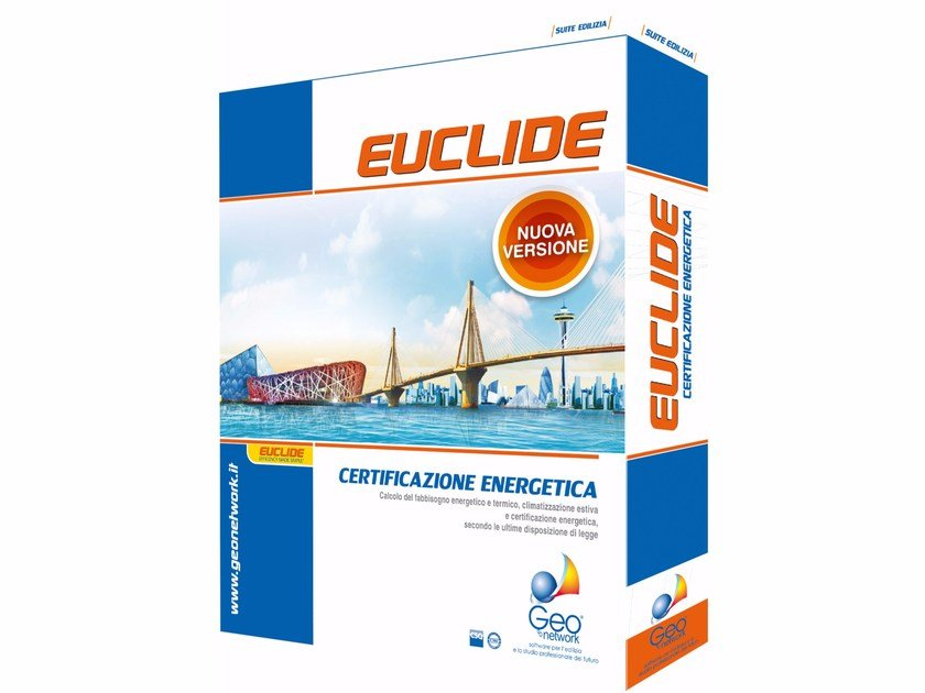 Energy certification EUCLIDE CERTIFCAZIONE ENERGETICA LT - GEO NETWORK