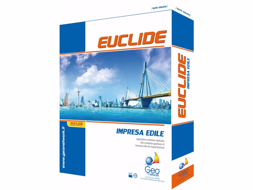 Building procurement management / Building yard form and compliance management EUCLIDE IMPRESA EDILE - GEO NETWORK