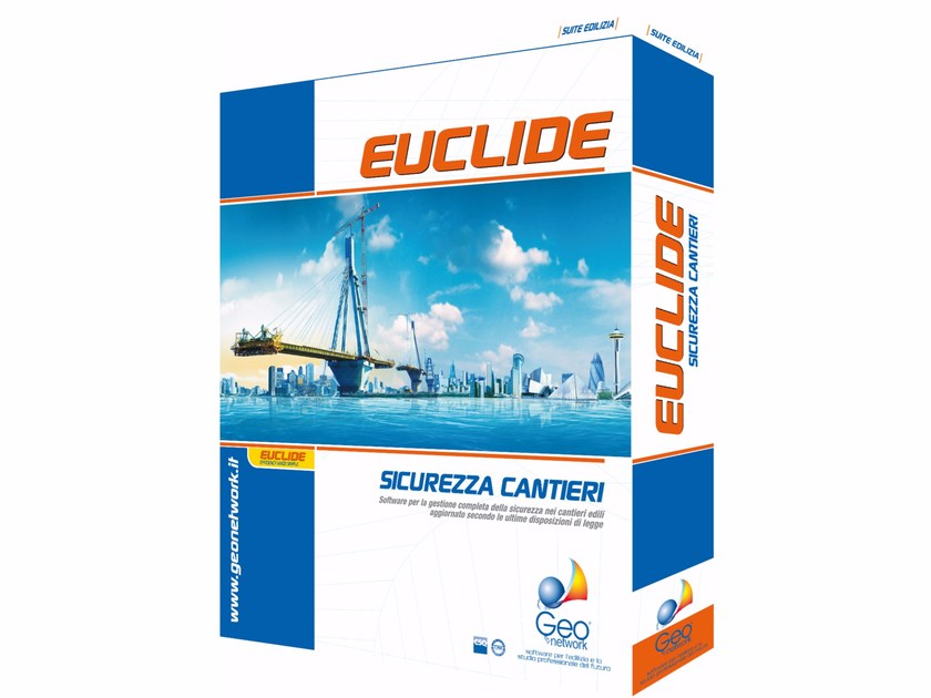 Construction site safety planning EUCLIDE SICUREZZA CANTIERI - GEO NETWORK